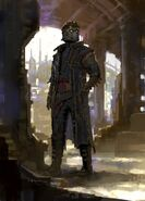 Star-Lord Concept Art