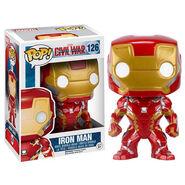 CW Funko Iron Man