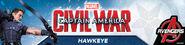 Hawkeye Civil War promo