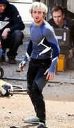Aaron Taylor Johnson The Avengers Age of Ultron Set 02