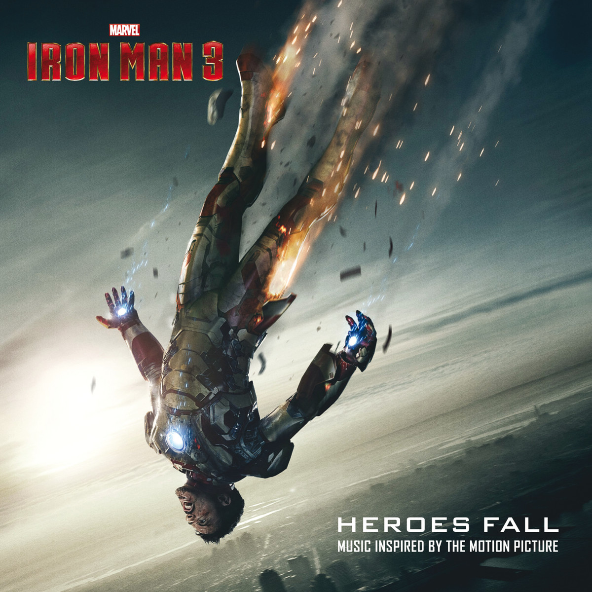 Iron Man 3: Heroes Fall – Music Inspired by the Motion Picture | Marvel Cinematic Universe Wiki | FANDOM powered by Wikia