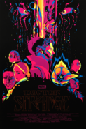 Doctor Strange Jacob Escobedo Poster
