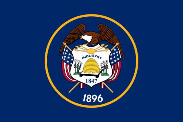 File:Flag of Utah.png