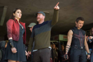 Hawkeye and Scarlet Witch 2