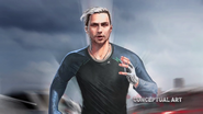 Quicksilver - Conceptual Art (The Making of AoU)