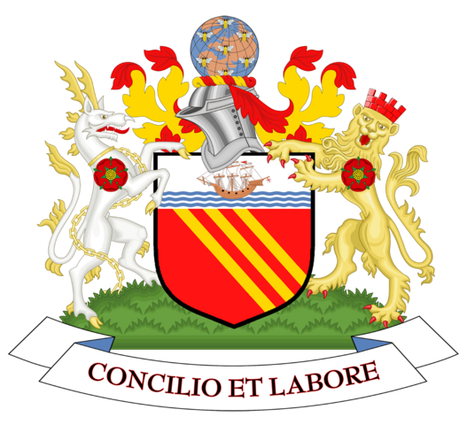 File:Coat of arms of Manchester City Council.png