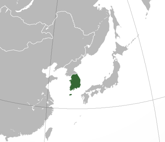 File:Map of South Korea.png