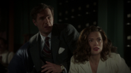 Jarvis & Peggy - Explosion Aftermath (1x07)