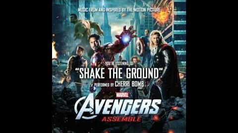 "Exclusive Premiere Cherri Bomb ""Shake The Ground"""
