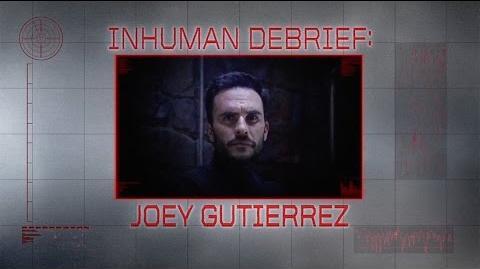 Secret Warriors Profile Joey Gutierrez - Marvel's Agents of S.H.I.E.L.D.