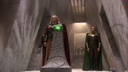 Filiming Thor on set 5