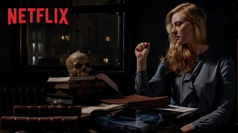 Marvel's Daredevil - Character Artwork - Karen Page - Netflix HD