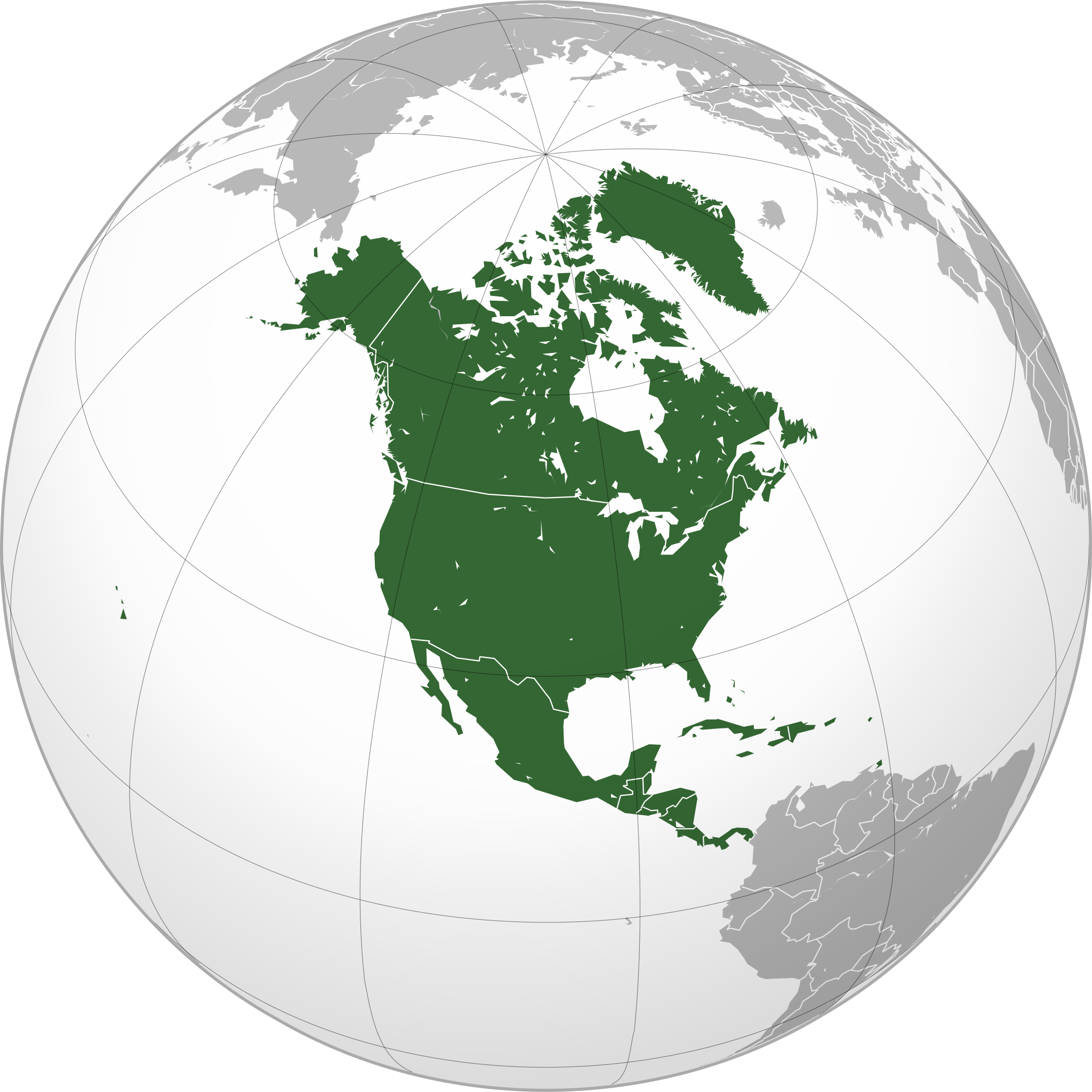 File:Map of North America.png