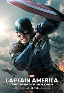 Cap TWS Masked Poster