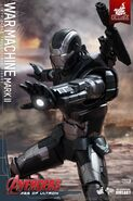 War Machine Hot Toys 7