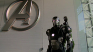 War Machine - The New Avenger (The Making of AoU)