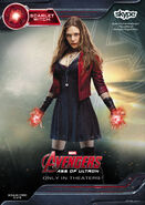 Scarlet Witch AOU Skype promo