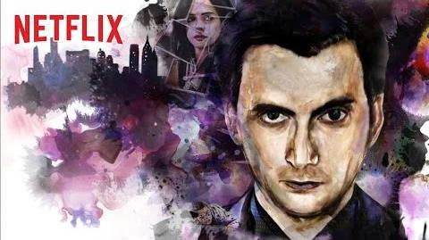 Marvel's Jessica Jones - Poster - Kilgrave - Netflix -HD-