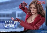 Scarlet Witch Civil War Hot Toys 3