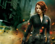 Black Widow Avenger
