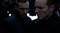 Closure Coulson and Hunter