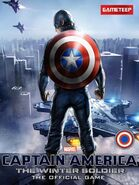 Captain America The Winter Soldier The Official Game