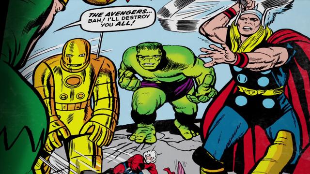File:Iron Man, Hulk & Thor - Marvel Golden Age of Comics.png