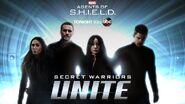 The Team Secret Warriors Unite