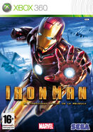 IronMan 360 SP cover