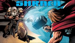 Odins sends Thor