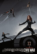 Civil War AMC Theaters Poster 1