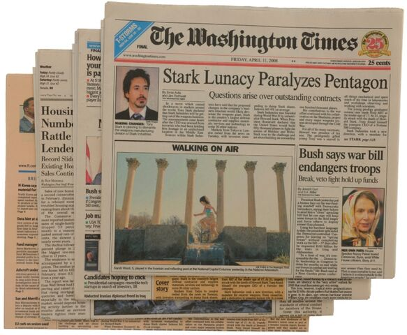 File:Set-of-Four-Newspapers.jpg