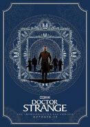 Kaecilius Matt Ferguson poster