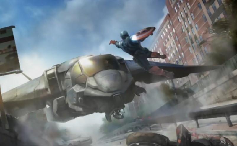 Image - Quinjet concept art.jpg | Marvel Cinematic ...  Image - Quinjet...