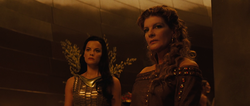 Sif and Frigga