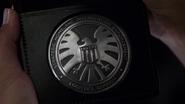 Skye's S.H.I.E.L.D. Badge