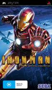 IronMan PSP AU cover
