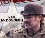 Dogun-potrayed by Neal McDonough