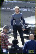 Elizabeth-olsen-aaron-taylor-johnson-avengers-2-set-photos-05