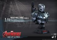 Hot-Toys-Avengers-Age-of-Ultron-1-4-War-Machine-Collectible-Bust PR2-600x420