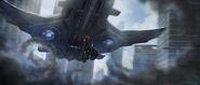 Black Widow drop Concept