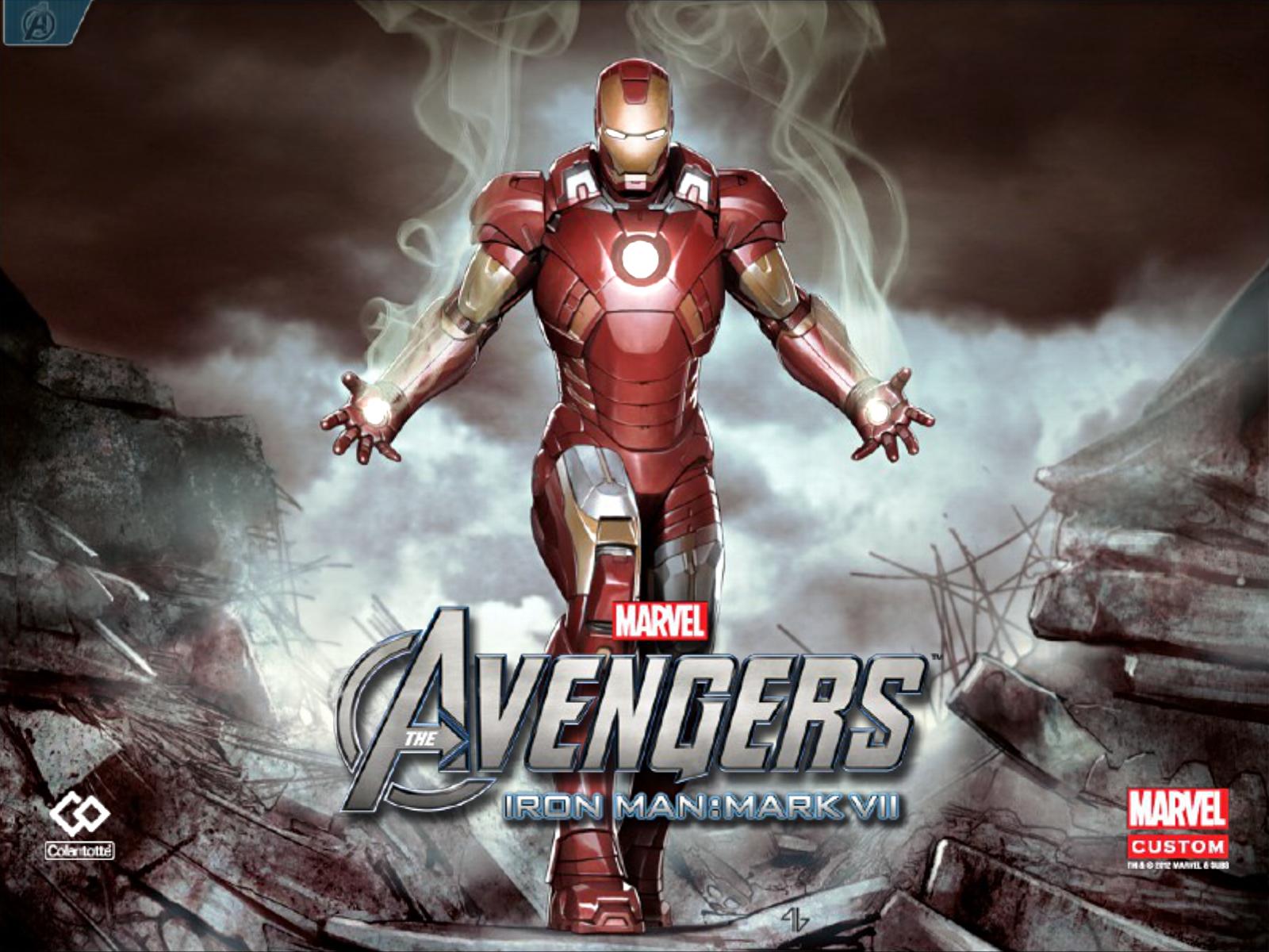 Mark Vii Iron Man Wiki The Avengers Iron Man Mark Vii