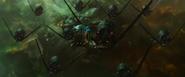 Necrocrafts Chasing Gamora