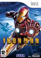 IronMan Wii SP cover