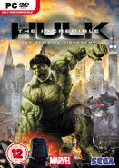 Hulk PC UK cover