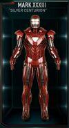 IM Armor Mark XXXIII