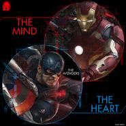 Civil War Mind and Heart Promo