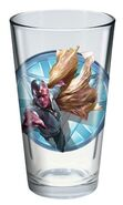 Civil War Vision glass