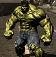 Hulk video game