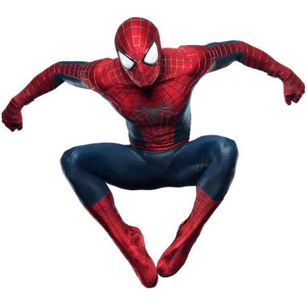 3d spider man transparent - photo #13